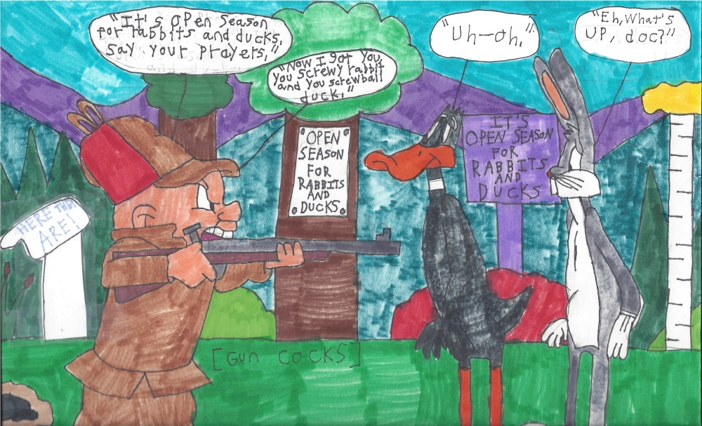 Loony Toons Scan 1-1