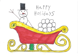 Greeting: Happy Holidays