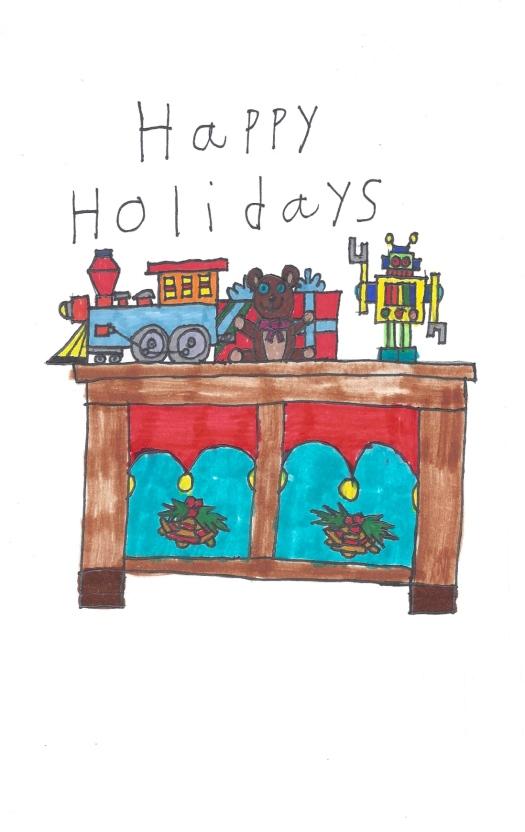 Card designs holiday 2014