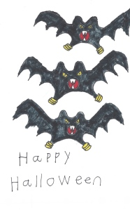Greeting: Boo!